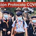 Nuevas convocatorias Formación Protocolo COVID
