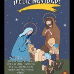 La asociación Guías y Scouts de Europa os desea ¡¡Feliz Navidad!!.